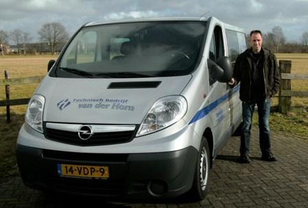 Reparatiebus - Technisch bedrijf van der Horn Surhuisterveen
