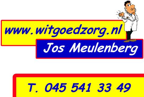 Logo Jos Meulenberg Kerkrade - Witgoed Repratie